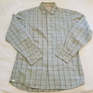 Lacoste Size 40 (M) Classic Fit Long Sleeve Shirt